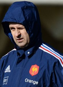 Philippe Saint-Andre France head coach