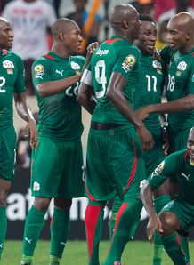 Africa Cup of Nations: Jonathan Pitroipa scores as Burkina Faso beat Togo 1-0 in quarter-final