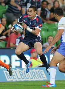 Richard Kingi Melbourne Rebels 2013
