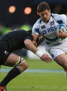 Ross Ford Scotland v NZ 2012