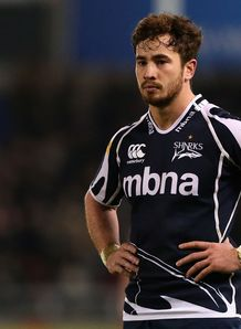 Sale v Exeter Danny Cipriani
