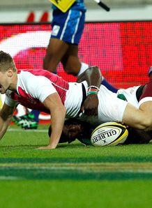 Sam Edgerley England v Kenya NZ Sevens 2013