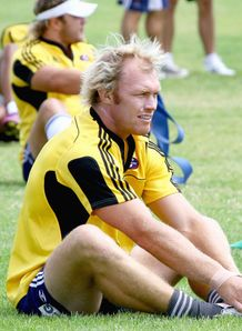 Schalk Burger Stormers captain SR 2012