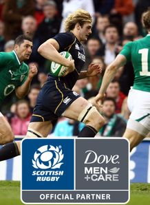 Scotland v Ireland Dove competition