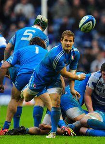 Scotland v Italy Tobias Botes