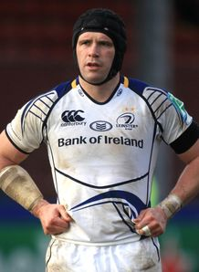 Shane Jennings Pro12 white kit