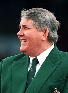 South African rugby Boss Louis Luyt