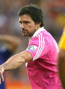 Steve Walsh Highlanders v Chiefs referee 2013
