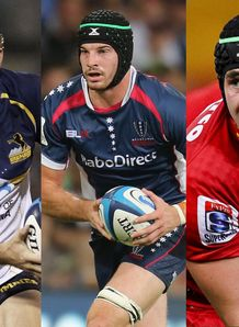 Super Rugby Team of Round One