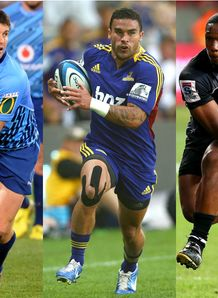 Super Rugby XV of week 2 2013