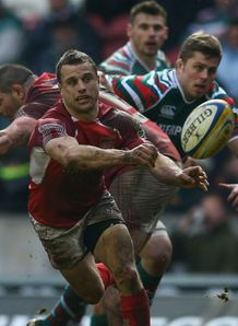 Tyson Keats of London Welsh
