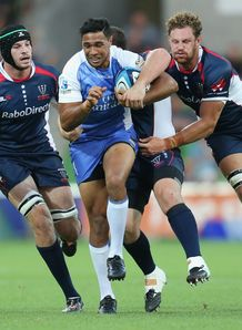 Will Tupou Western Force v Rebels SR 2013
