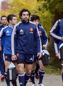 Yoann Huget france squad HQ