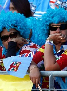 fiji fans