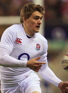 Toby Flood England