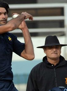 Pakistan set to hand giant fast bowler Mohammad Irfan his Test debut at Newlands