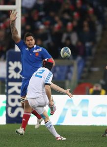 kris burton italy v france