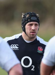 SKY_MOBILE Chris Robshaw England training