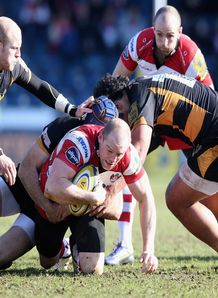 Dai Young admits Wasps were lucky to take victory over Gloucester at Adams Park