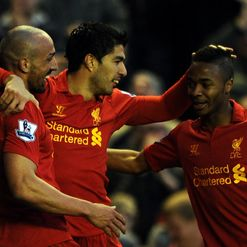 Enrique: Backs Suarez to score again