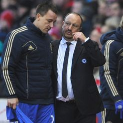 Benitez & Terry: Nothing but love