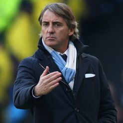 Mancini: Has renewed confidence