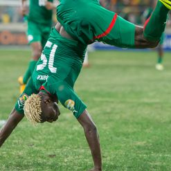 Bance: Insists Nigeria were lucky