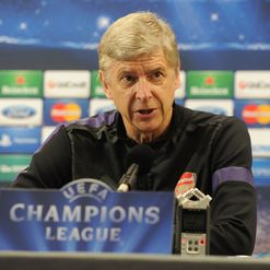 Wenger: Wants a good performance