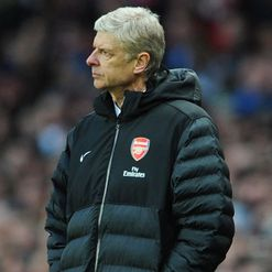 Wenger: No more powder-puff boys