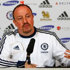 Benitez: No problems with Blues