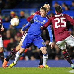 Torres: Struggled in Europe
