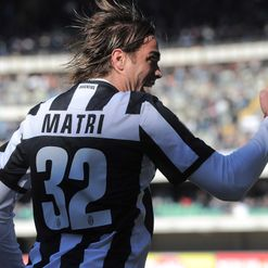 Matri: Holding tight to his spot