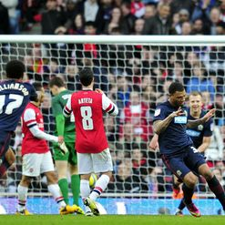 Kazim-Richards: Scored the winner