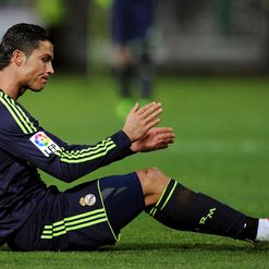 Ronaldo: Needs to pick himself up