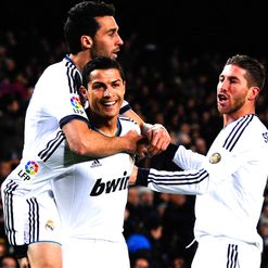 Ronaldo: Nou Camp form improved