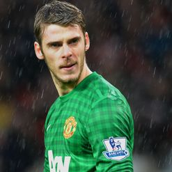 De Gea: Stepping up to the plate