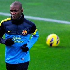 Abidal: Finally back in action