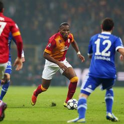 Drogba: In action