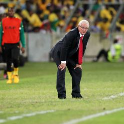 Igesund: Kicked every ball