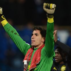 Joel Robles: Delighted