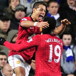 Hernandez: Can add to his tally against Chelsea