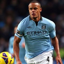 Kompany: Not sold on RvP factor