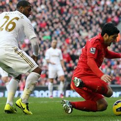 Suarez: On the deck