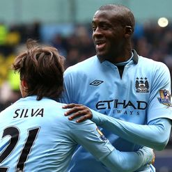 Toure: Broke the deadlock