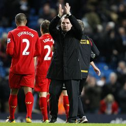 Rodgers: Proud of his side