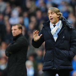 Mancini: Remains positive