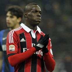 Balotelli: Subject of racial abuse
