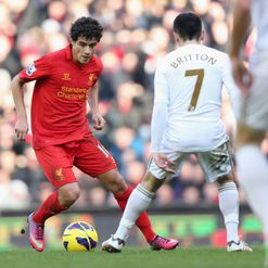 Coutinho: Has the backing of Lucas