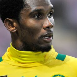 Eto'o: Living in fear