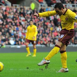 Cazorla: Struck decisive goal